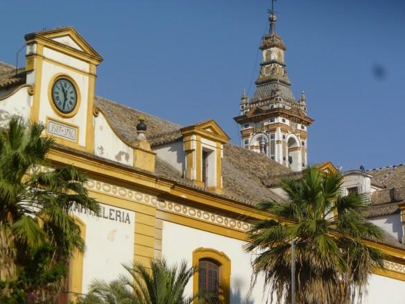 Beautiful light in Sevilla